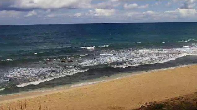 webcam Rockpile Waimea Oahu