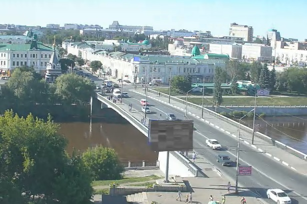 webcam Omsk Omsk