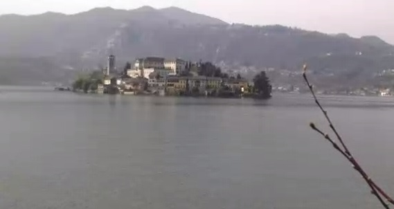 Webcam Isola San Giulio