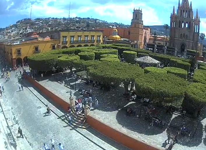Kamera Mexiko