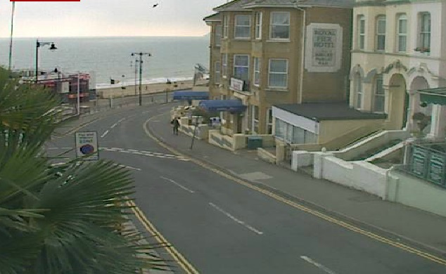 webcam Sandown South East
