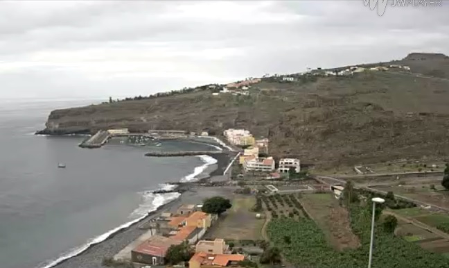 Webcam Playa de Santiago Gomera