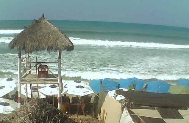 Webcam Sayulita Surf