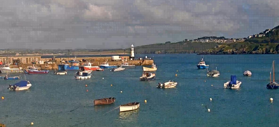 webcam St Ives Harbour South West