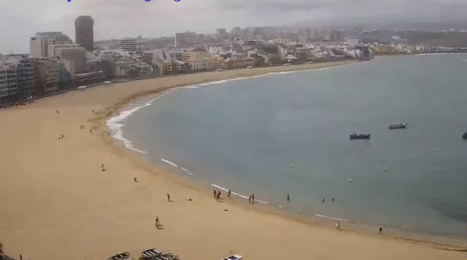 Webcam Apartmentos Las Canteras