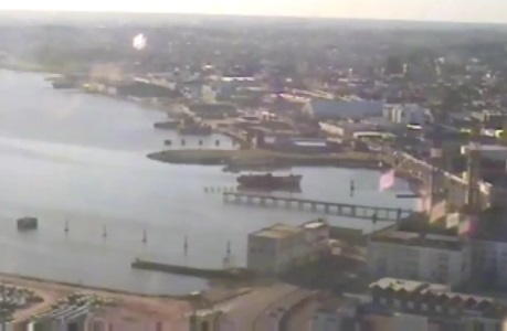 webcam Montevideo Municipio B