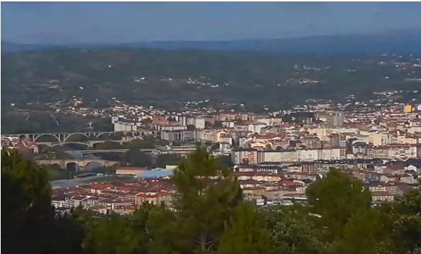 Webcam Ourense