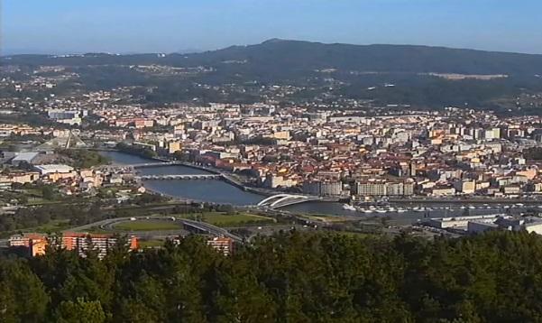Webcam Pontevedra Lerez