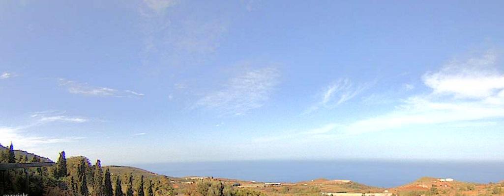 Inland La Palma