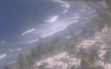 webcam Maracas Beach Trinidad y Tobago