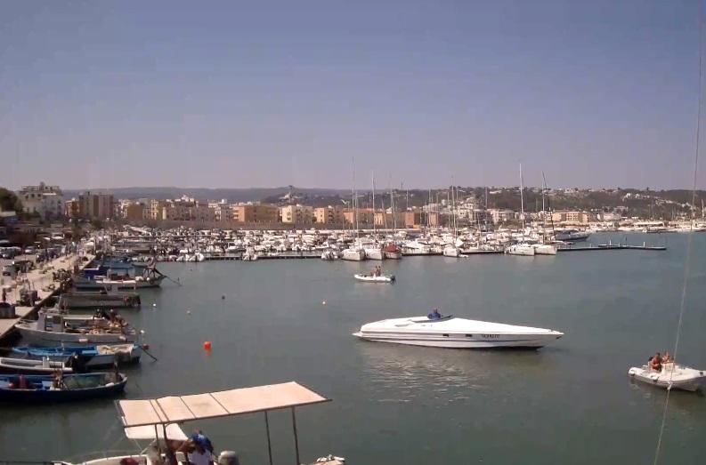 Webcam Vieste Porto
