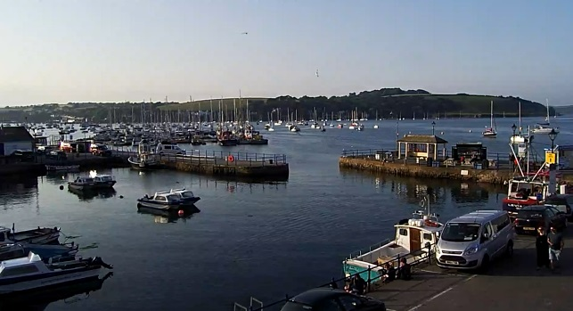 webcam Falmouth Restaurant South West