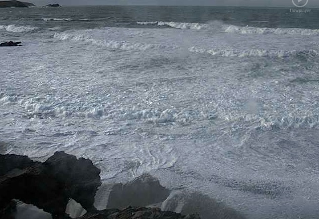 webcam Fistral South West