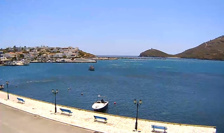 webcam Gavrio Andros