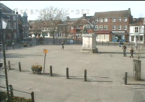 webcam Petersfield South East