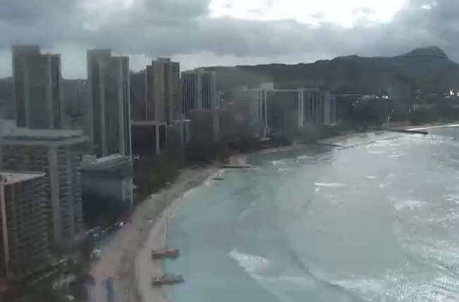 webcam Sheraton Waikiki Honolulu