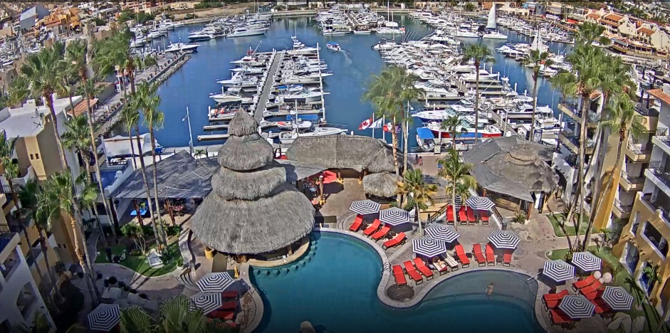 Webcam Cabo San Lucas Hotel