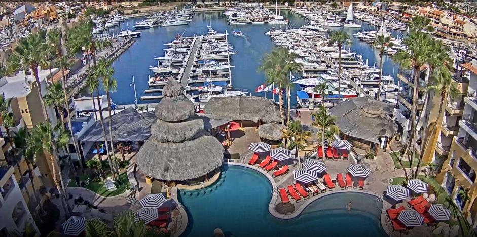 Webcam Cabo San Lucas Hotel
