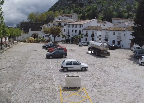 Webcam Grazalema Centro