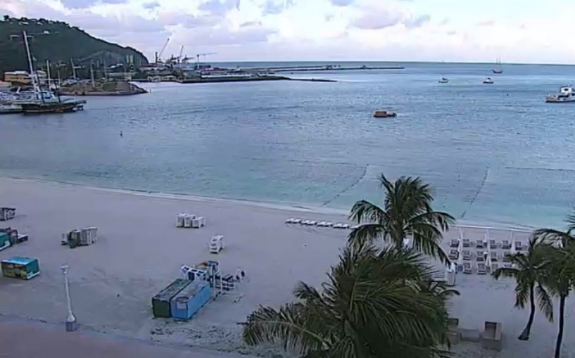 Webcam Sint Maarten Philipsburg
