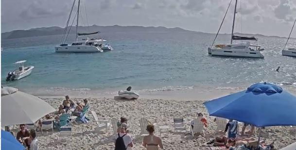 Webcam Sandcastle Hotel White Bay