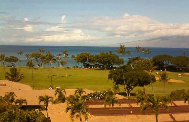 webcam Kaanapali Maui