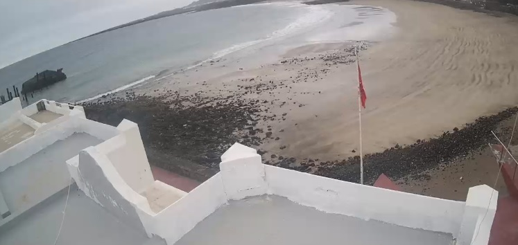 webcam Playa Las Cucharas Las Palmas