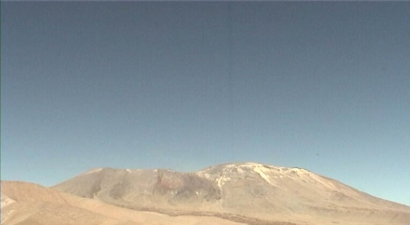 webcam Volcan Lascar El Loa