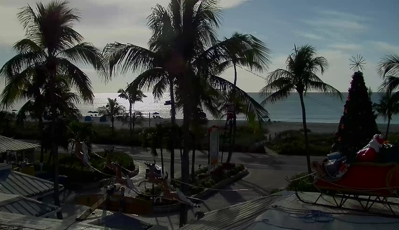 Webcam Captiva Beach
