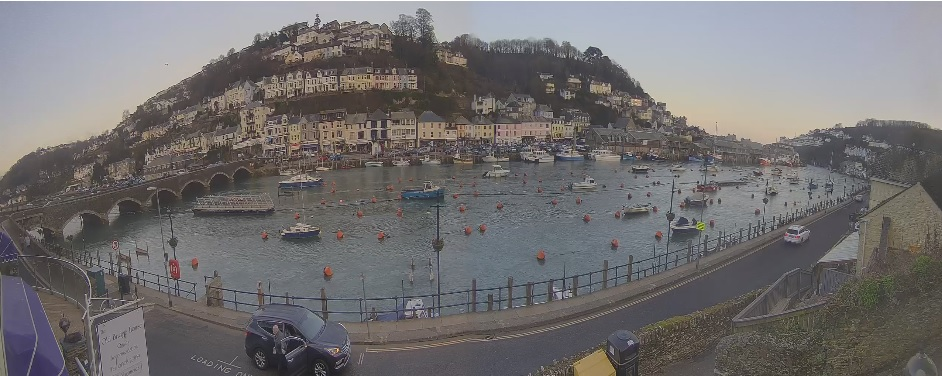 webcam Looe South West