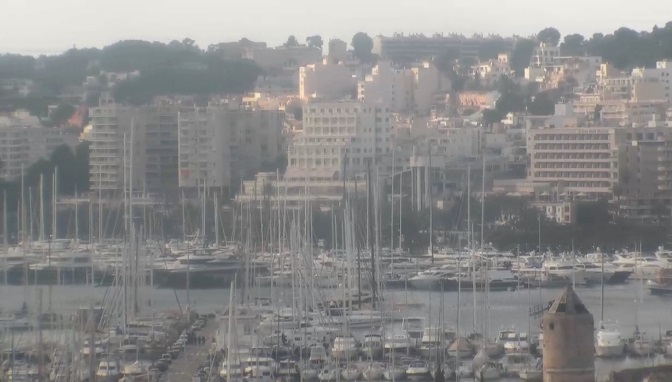 Webcam Palma Mallorca
