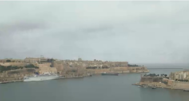 webcam Malta Valletta Southern Harbour