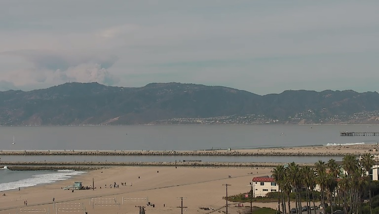 Webcam Marina del Rey