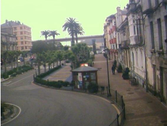 Webcam Navia