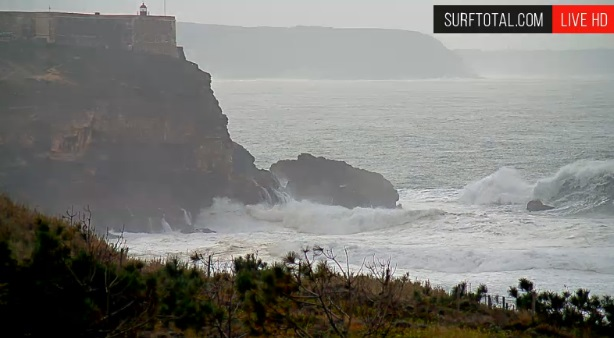 webcam Nazaré Leiria