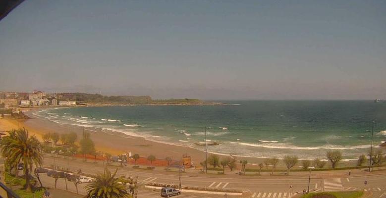 webcam El Sardinero Santander