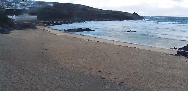 webcam Porthmeor South West