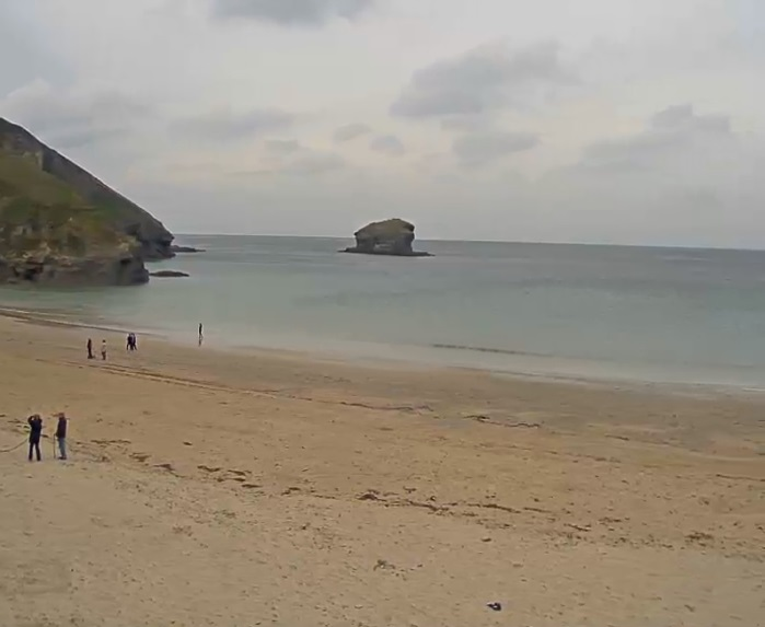 webcam Portreath South West
