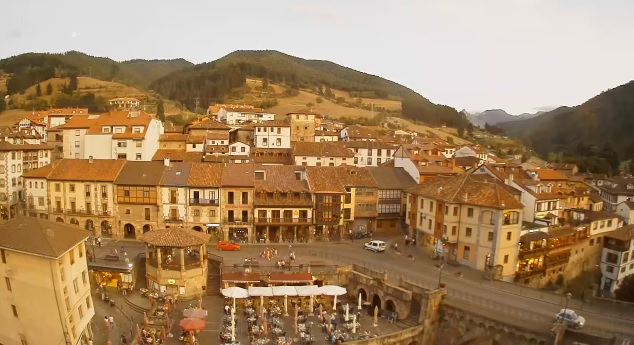 Webcam Potes Cantabria
