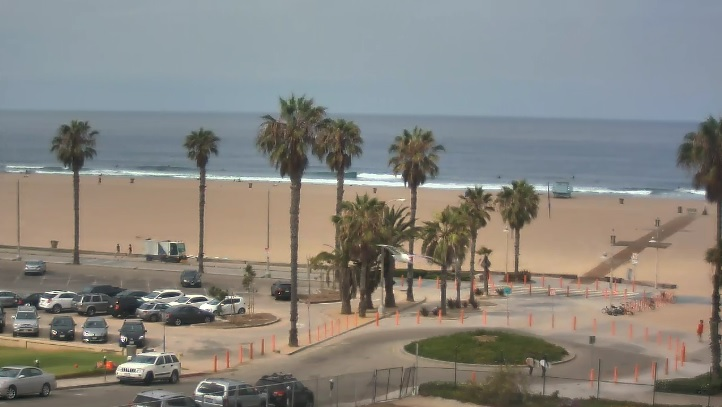 Webcam Santa Monica Promenade