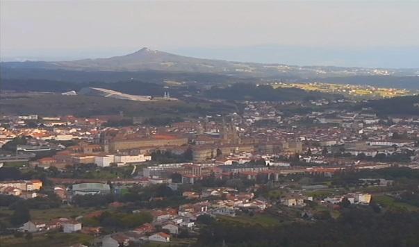 Inland La Coruña
