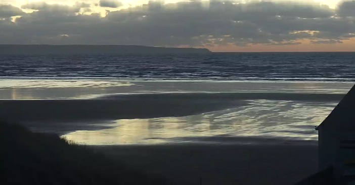 webcam Saunton Sands South West
