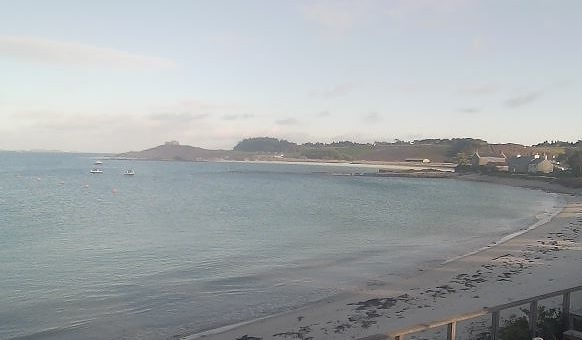 webcam Tresco South West