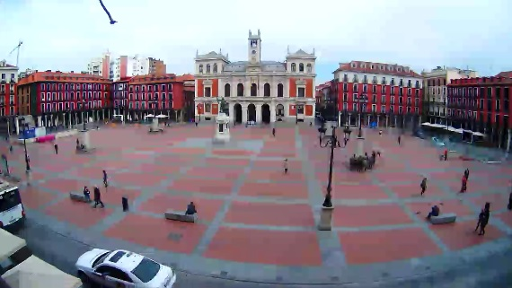 Webcam Valladolid