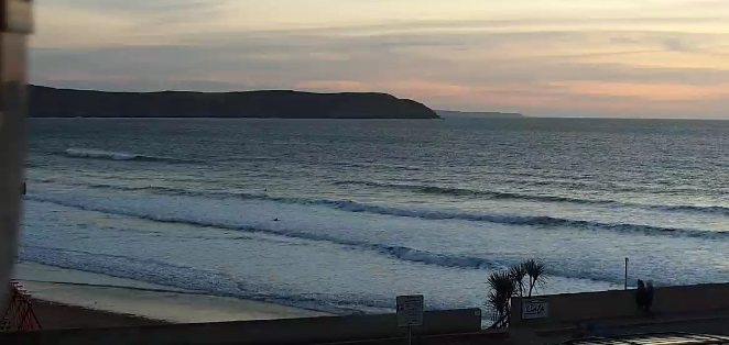 Webcam Woolacombe