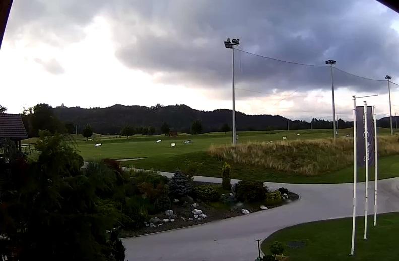 webcam Ljubljana Golf Ljubljana