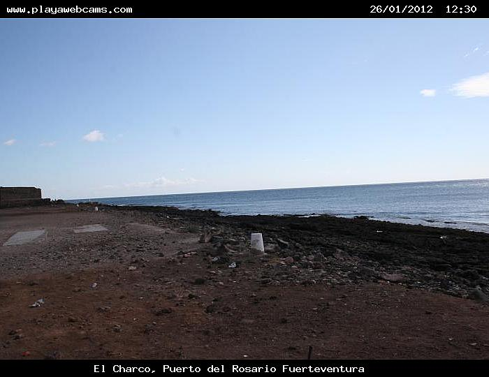 Webcam Puerto del Rosario