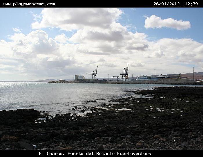Puerto Rosario, El Charco