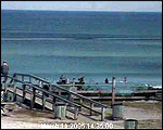 Webcam Playa de KMLB Melbourne