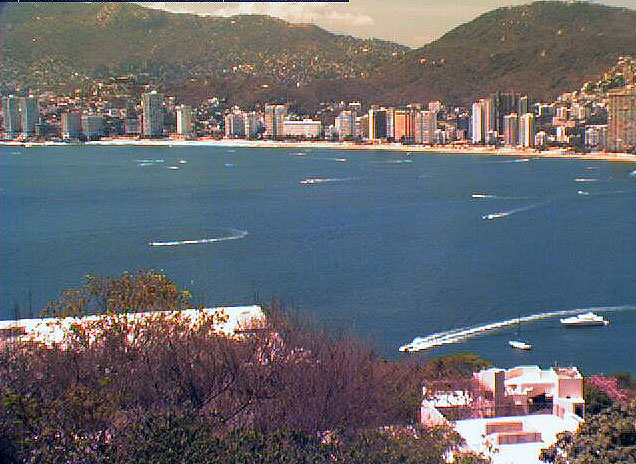 Webcam Acapulco